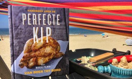 Saté marinade voor de Perfecte Kip + winactie kookboek