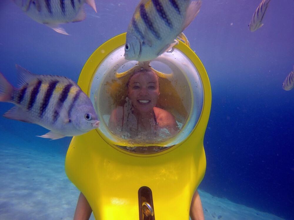Aquafari tocht Curacao