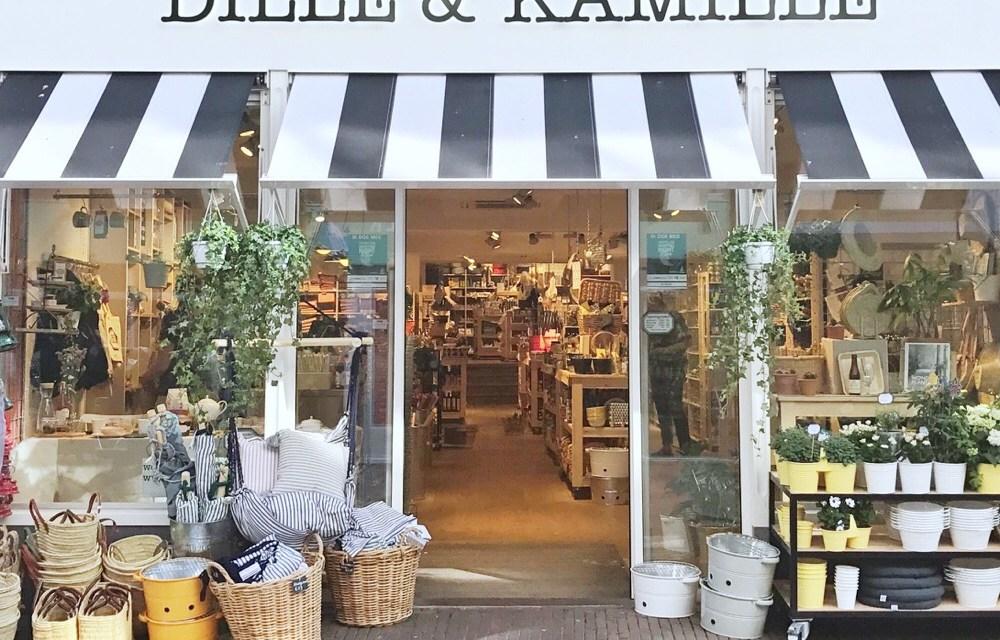 Winnen: 3x een cadeaupakket van Dille en Kamille
