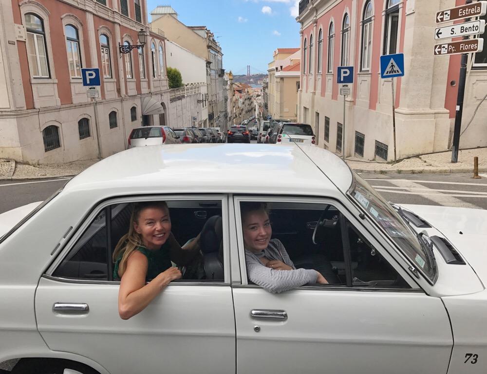 Local Guddy tour Lissabon