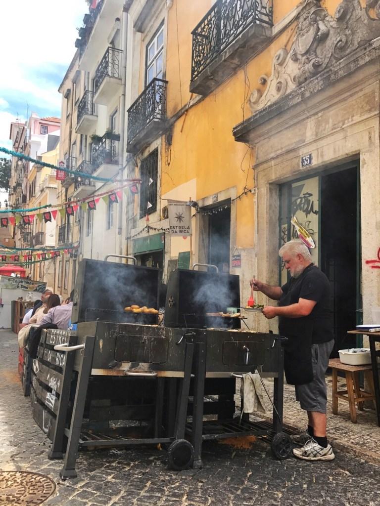 eten in Lissabon