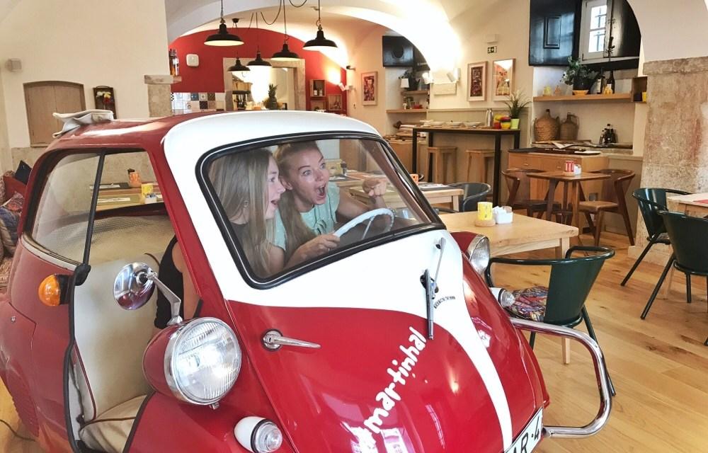 Kindvriendelijke hoteltip Lissabon: Martinhal Chiado