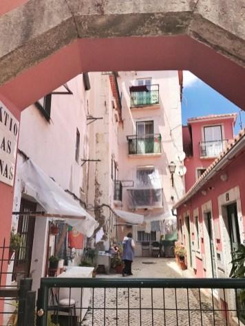 Alfama Lisbon