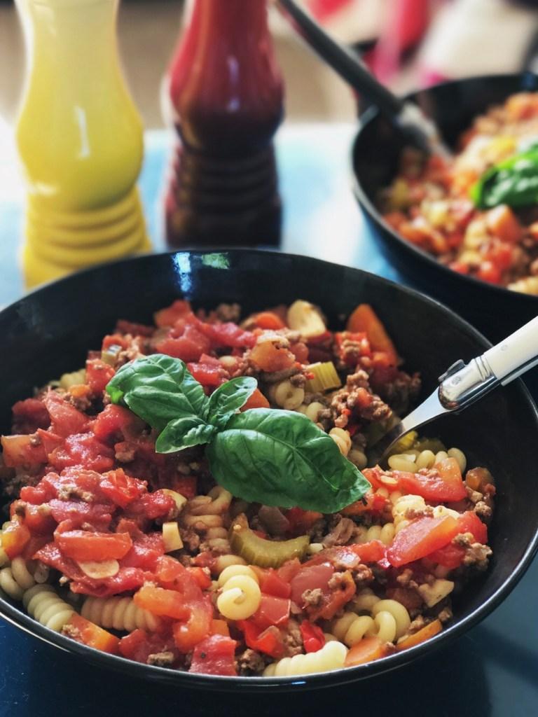 crockpot pastasaus