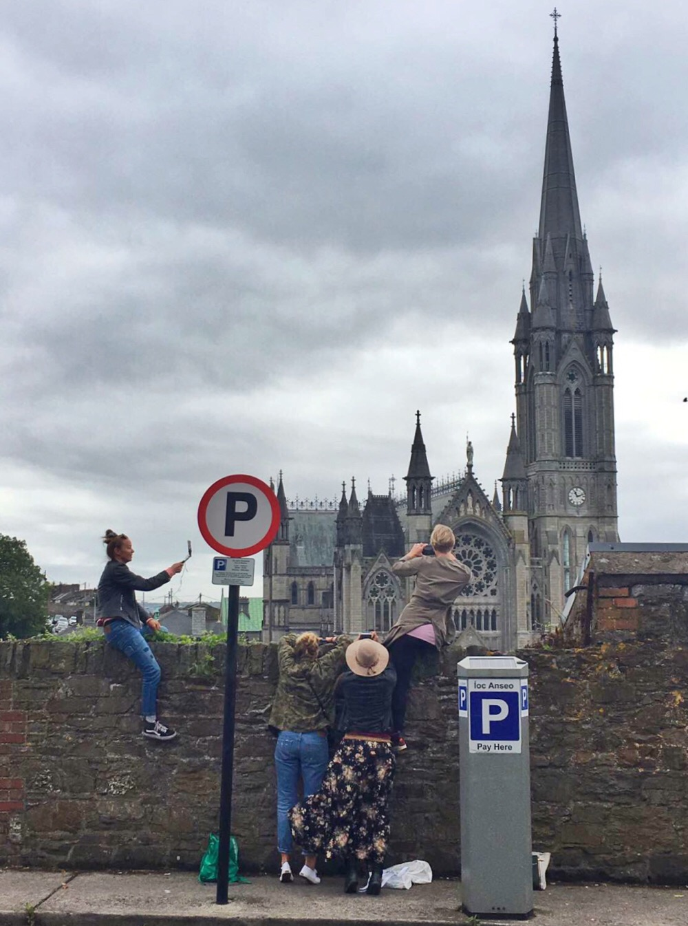 Roadtrip tip Cork - Ireland: small town Cobh