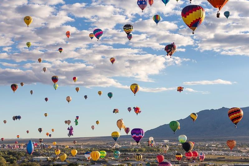 luchtballon festival