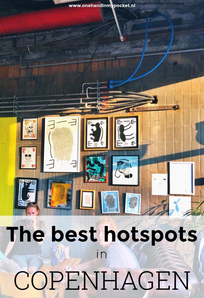 The best hotspots in Copenhagen