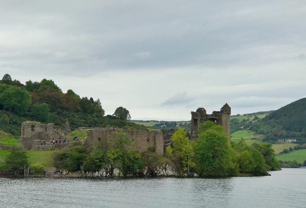 Urquhart kasteel Loch Ness