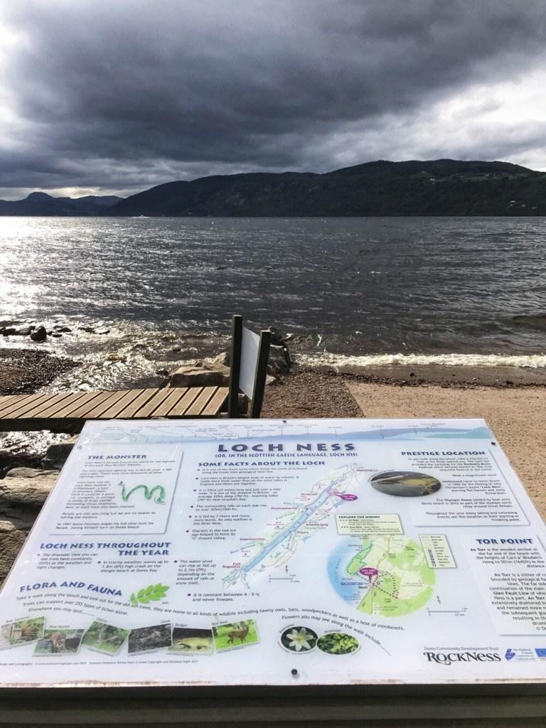 Roadtrip om Loch Ness
