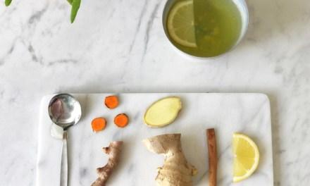 Teatime: specerijen thee tegen ontstekingen