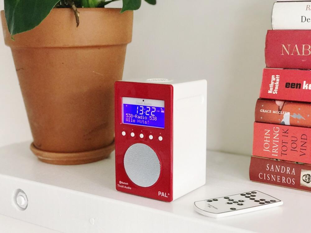tivoli radio met bluetooth