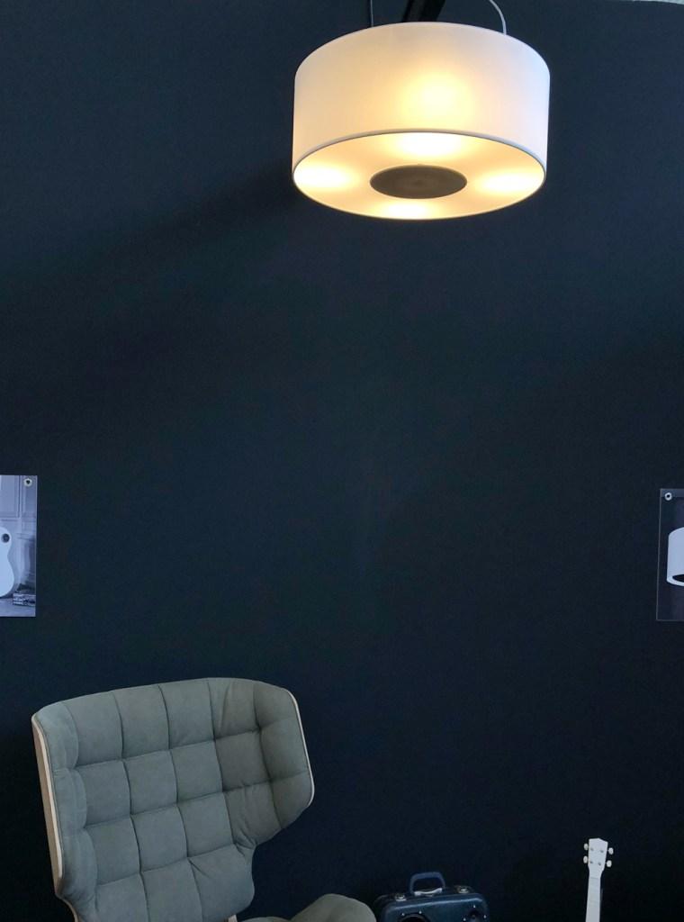 Woontrend: speakerlamp