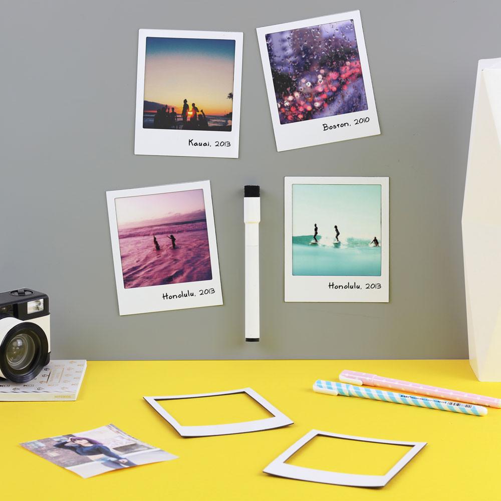 polaroid fotolijstjes
