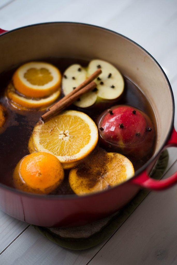 hot apple cider recept
