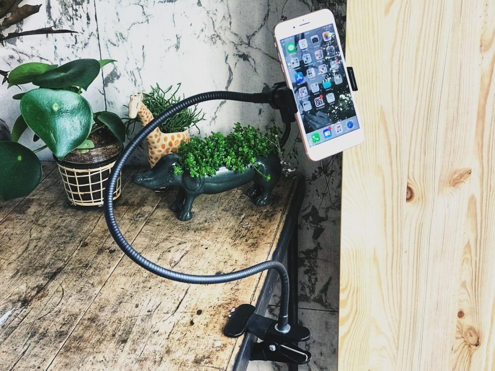 kikkerland smartphone houder