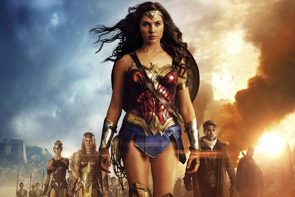 films: wonder woman