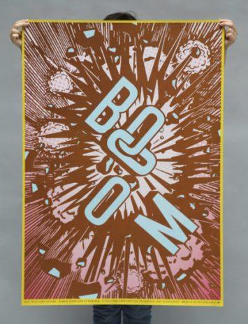 studio boot posters