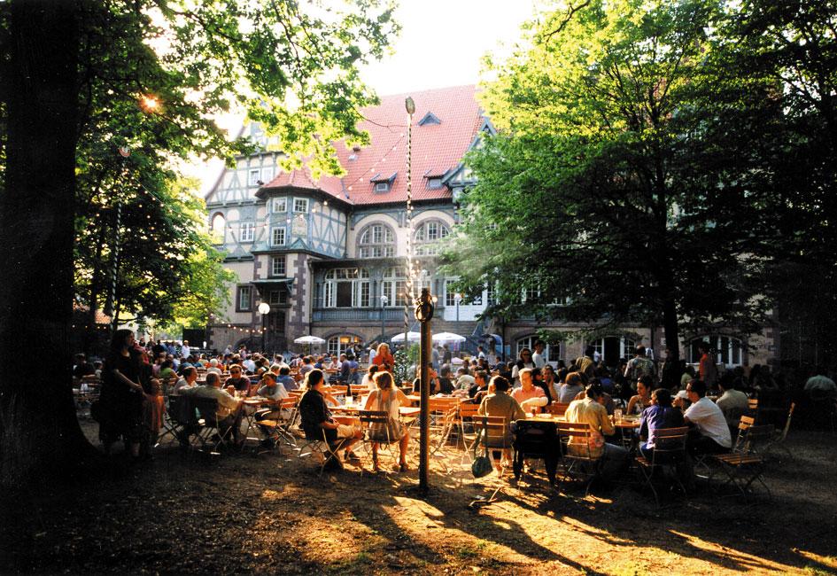 waterloo biergarten Hannover