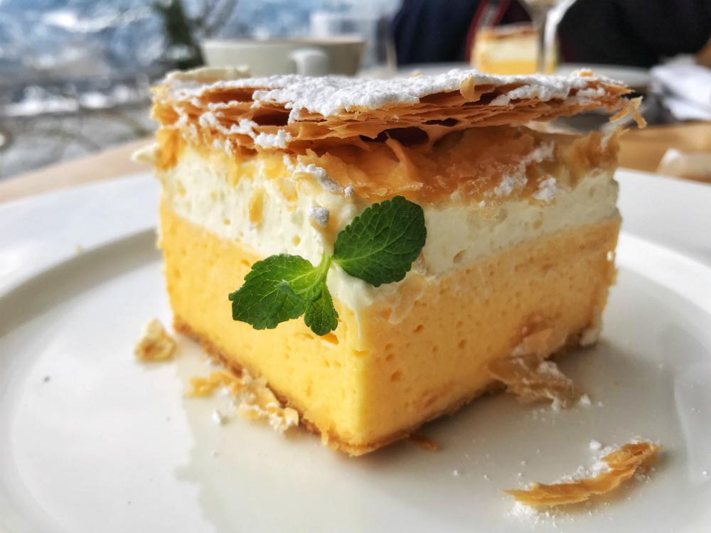 gebak uit slovenie