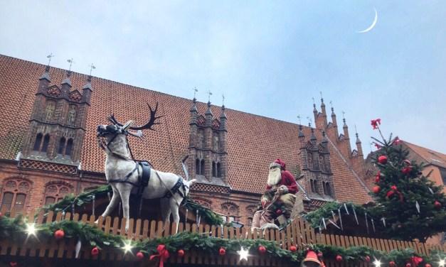 kerstmarkt in Hannover