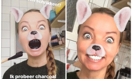 Mama Mia test: houtskool poeder tandpasta (+ 2x winnen)