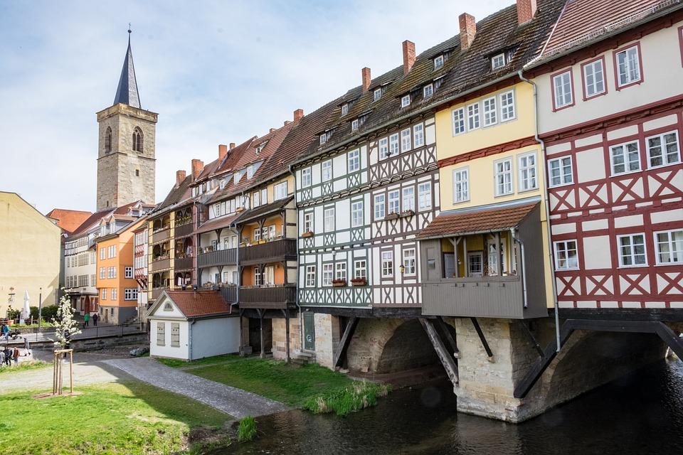 Roadtrip door Duitsland: een dag in Erfurt
