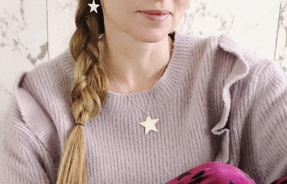 Winnen: k'aschka oorbellen of ketting met ster