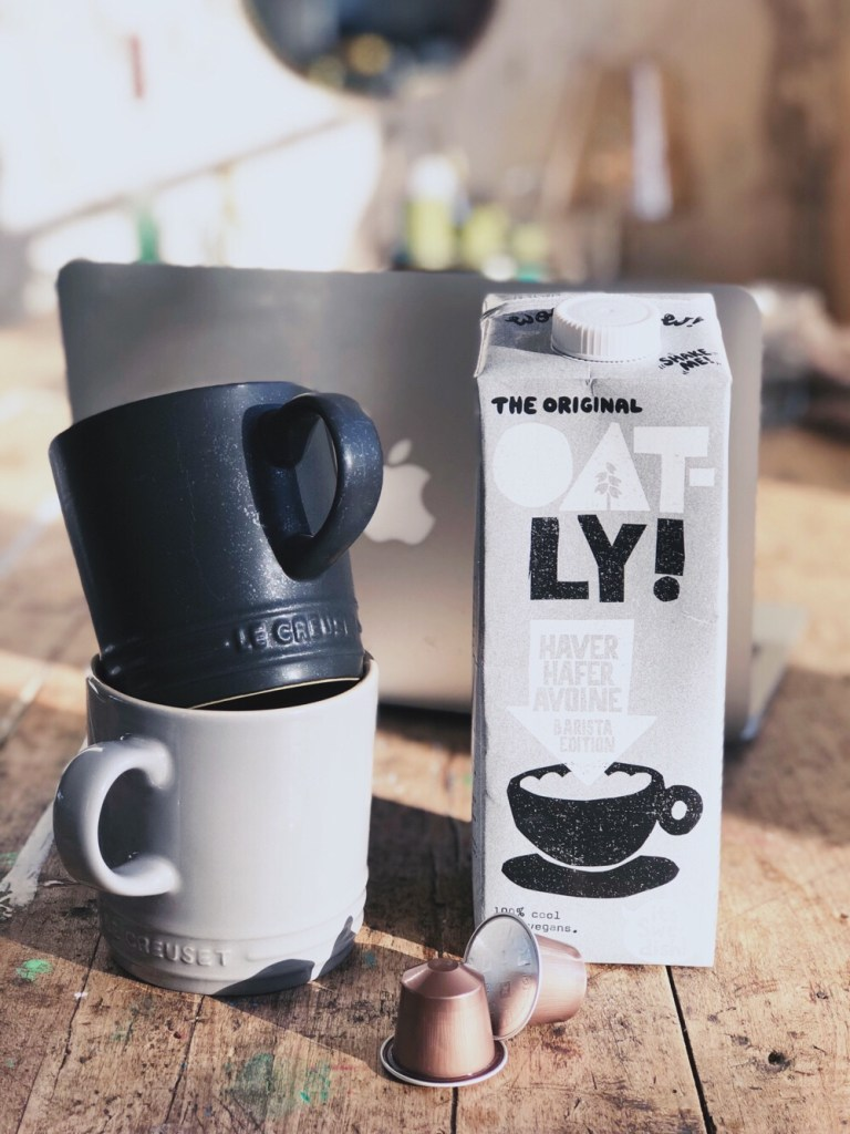 Oatly haverdrank barista edition