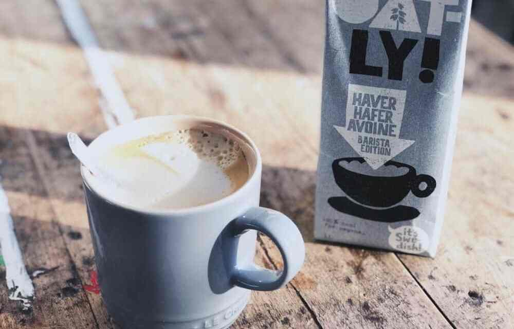 Mama Mia test: Oatly Haverdrank Barista Edition