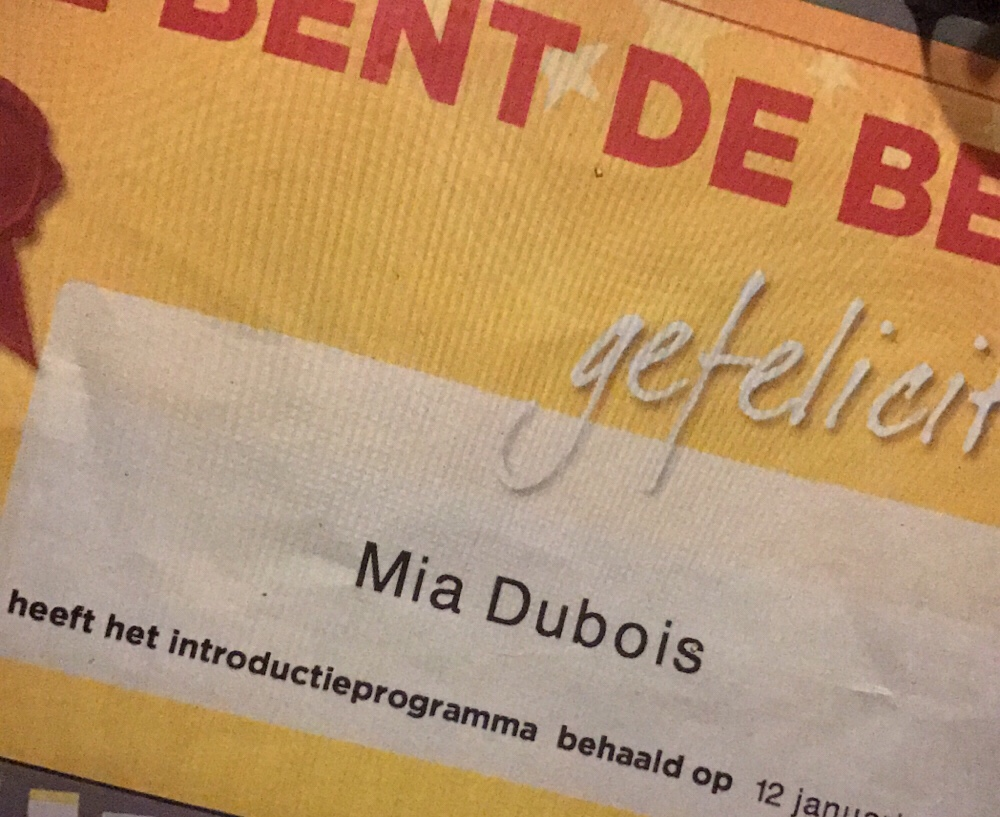diploma Vomar