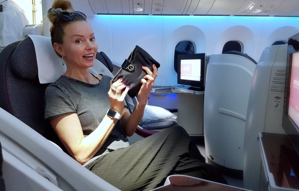 De 20 heerlijke voordelen van een upgrade in het vliegtuig