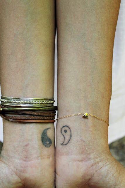 Yin Yang tattoo fail