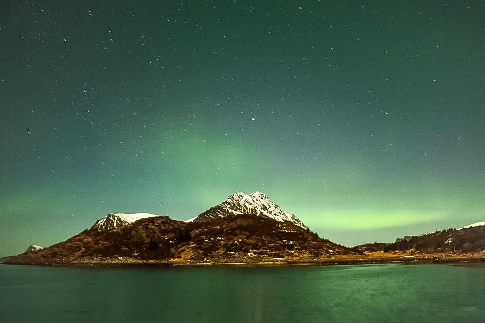 Noorderlicht fotografie tips Lofoten
