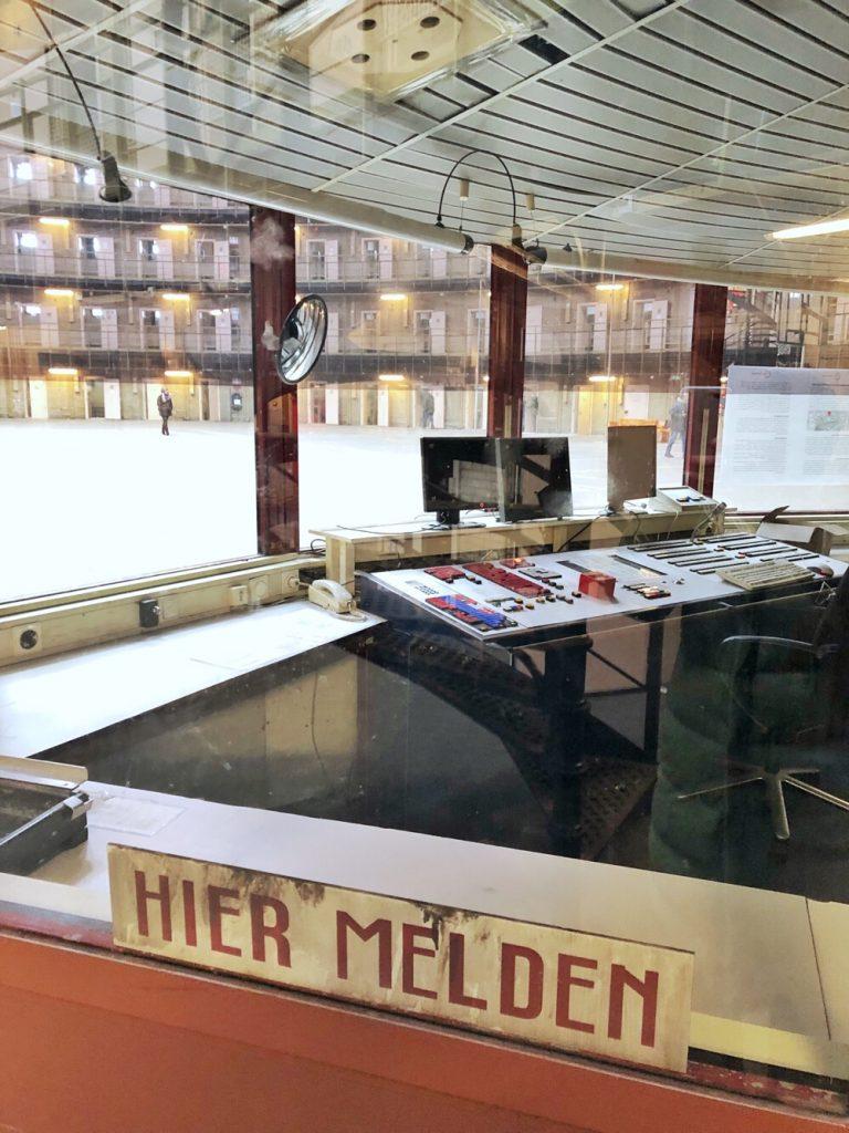 meldkamer koepel Haarlem