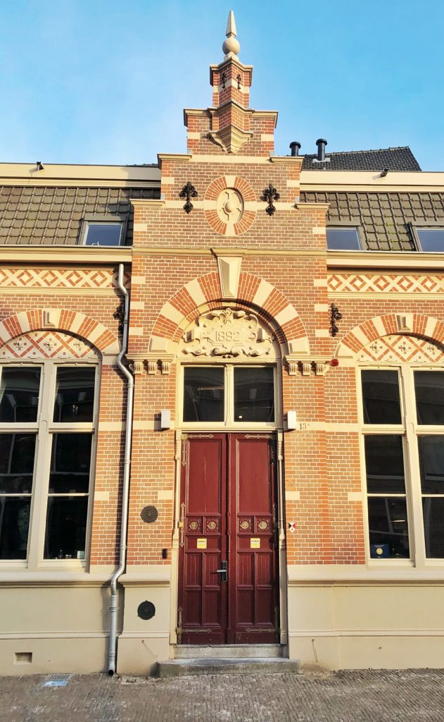 Boutiquehotel Staats in Haarlem