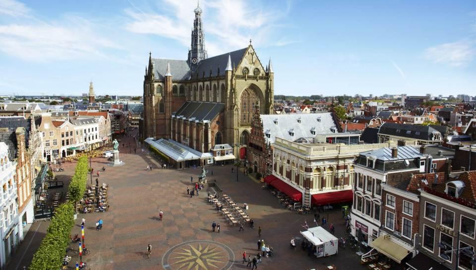 Weekendje Haarlem