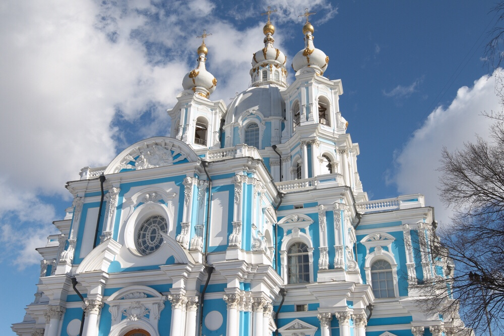 citytrip Sint Petersburg