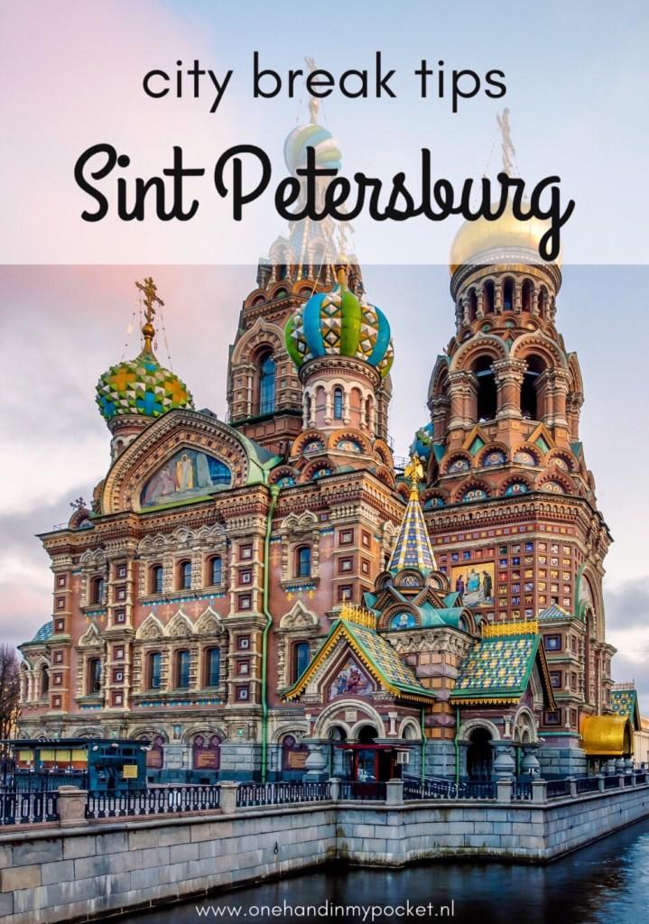 tips voor stedentrip naar Sint Petersburg