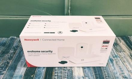 Winnen: Honeywell alarmsysteem voor thuis (met camera, t.w.v. 399,-)