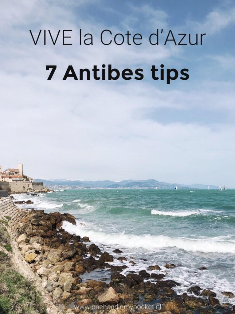 Antibes tips