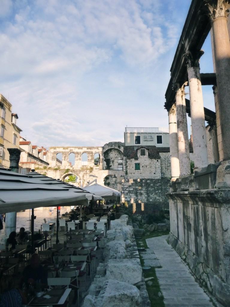 paleis in Split