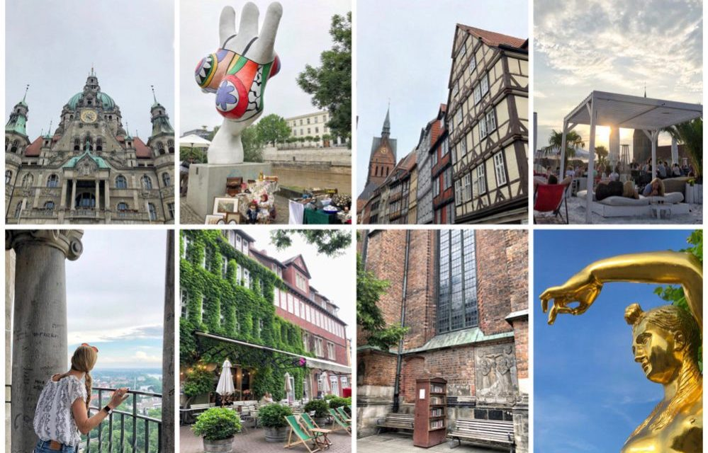 8x Hannover tips: summer edition