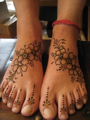 tattoo inspiratie voor voeten