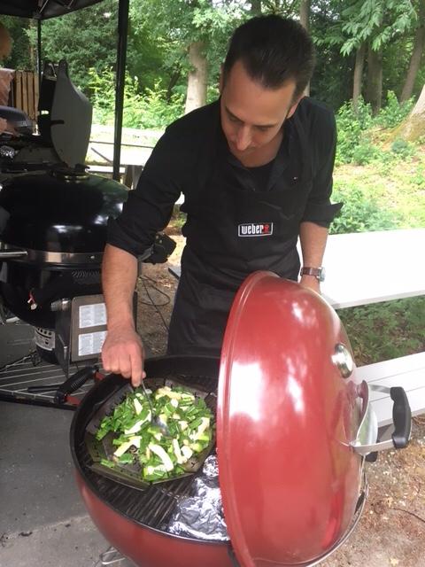 Weber BBQ workshop