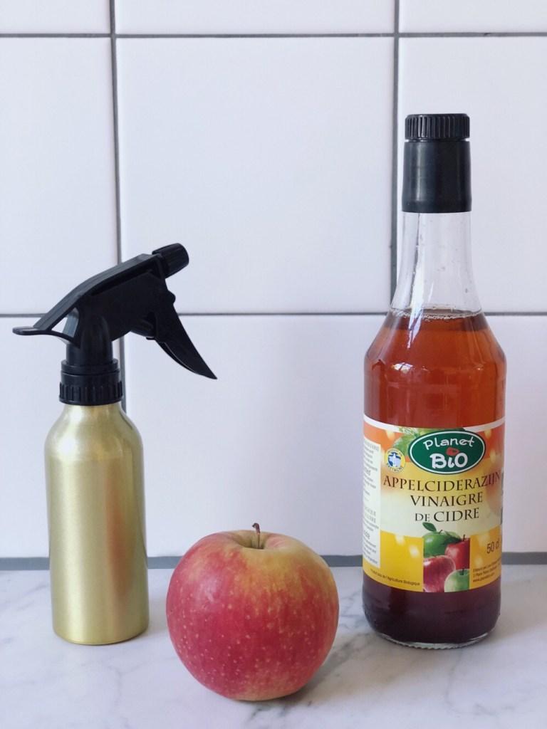 appelazijn tegen kalknagels