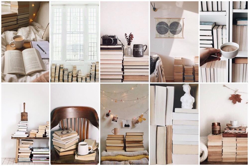 boekenstapels in je interieur