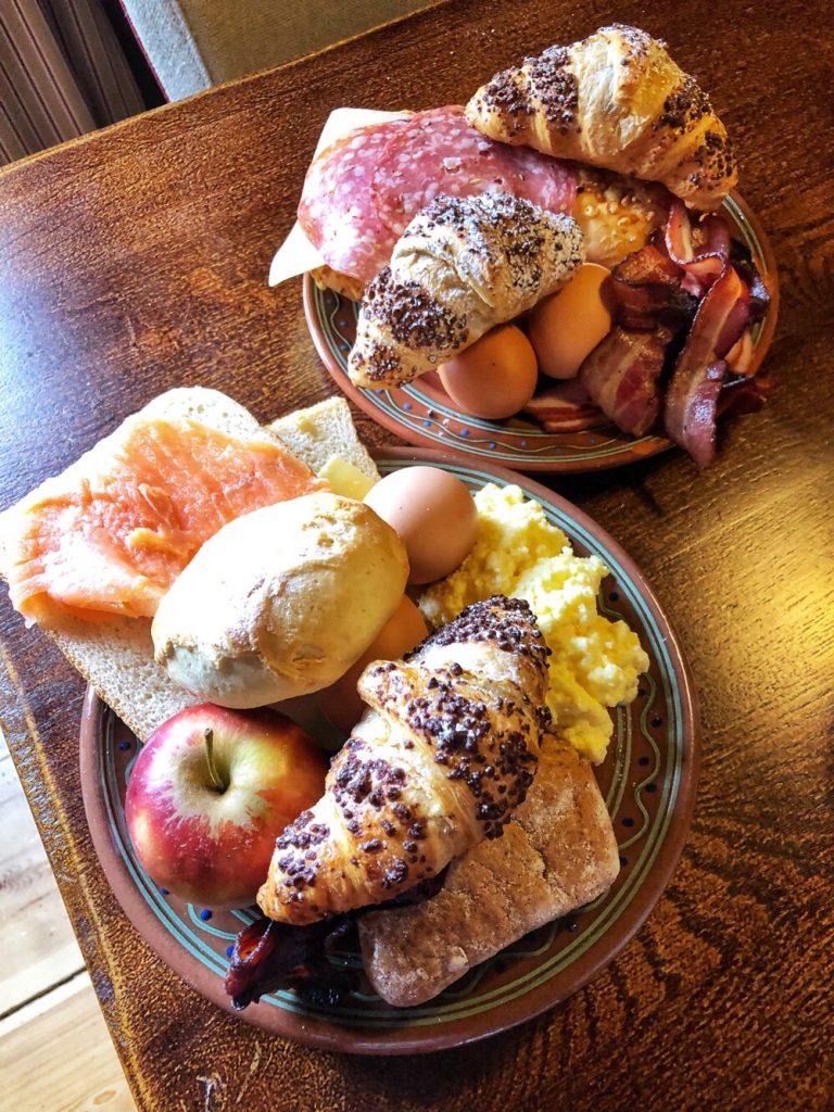 puber ontbijt