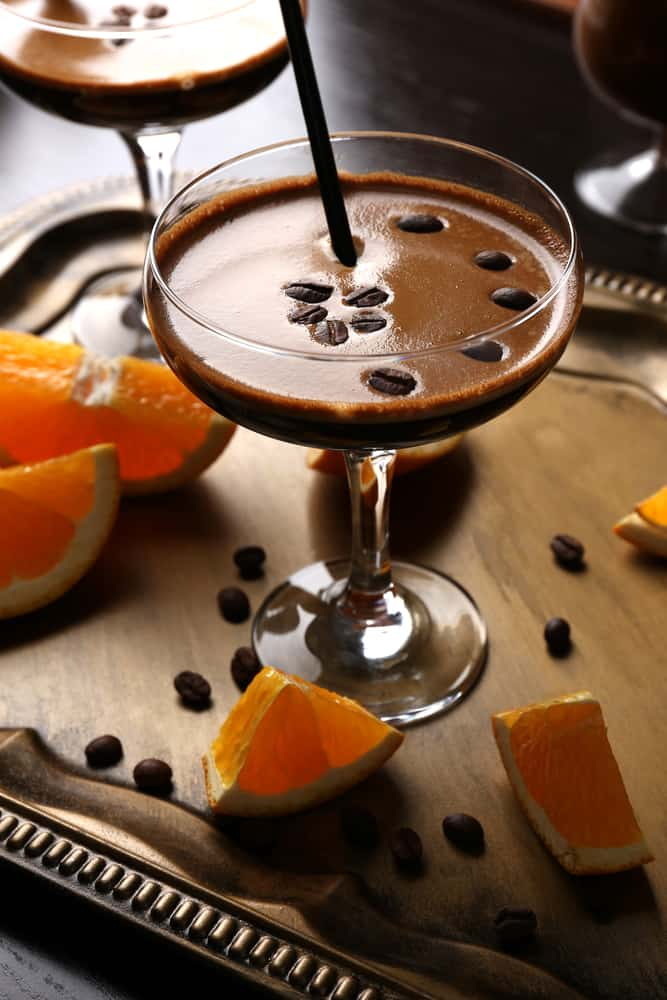 cocktails met koffie