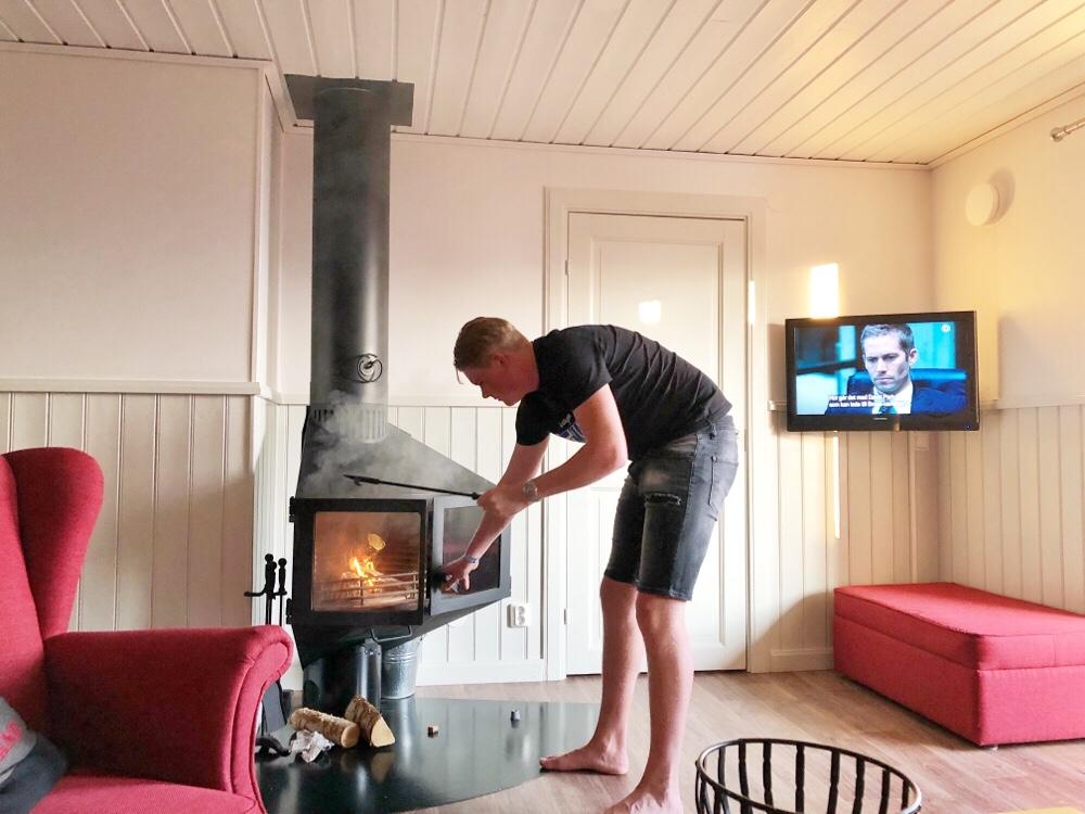 vakantiehuisjes in Zweden