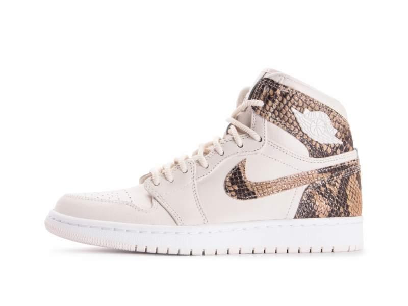Nike air Jordan slangenprint
